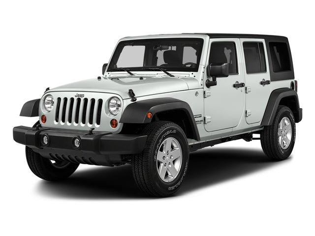 Jeep Wrangler Jk >> 2018 Jeep Wrangler Jk Unlimited Sport Naples Fl Bonita Springs