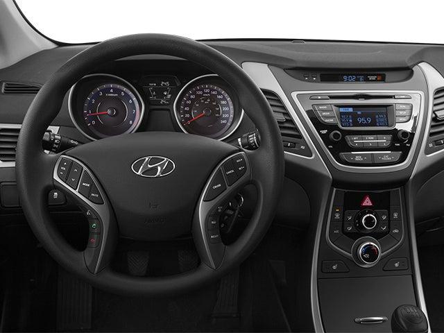 Hyundai Elantra Coupe >> 2014 Hyundai Elantra Coupe