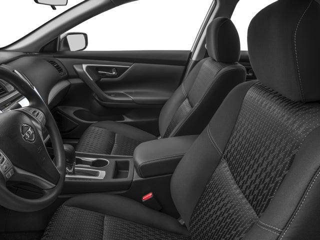 2017 Nissan Altima 2 5 Sl