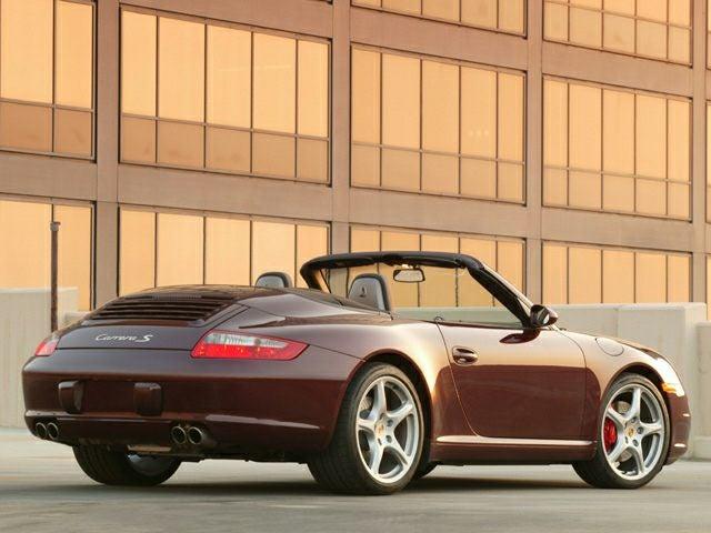 2006 Porsche 911 Carrera S Naples Fl Bonita Springs Fort Myers