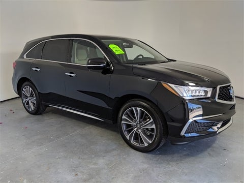 Fort Myers Acura Dealer In Fort Myers Fl Naples Bonita Springs >> 2019 Acura Mdx 3 5l Technology Package Sh Awd