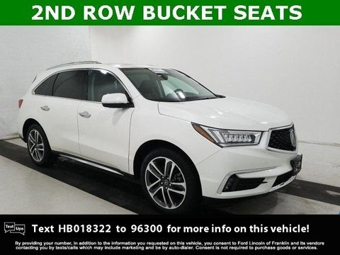 Fort Myers Acura Dealer In Fort Myers Fl Naples Bonita Springs >> 2017 Acura Mdx 3 5l Sh Awd W Advance Package
