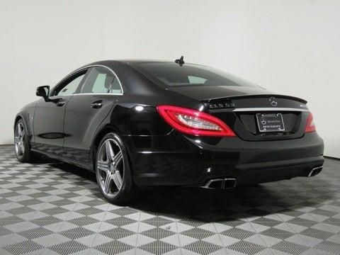 2012 Mercedes-Benz AMG® CLS 63
