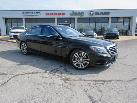 2014 Mercedes-Benz S 550 4MATIC®